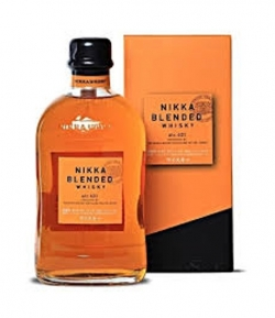WHISKY NIKKA BLENDED 70 CL. C/E