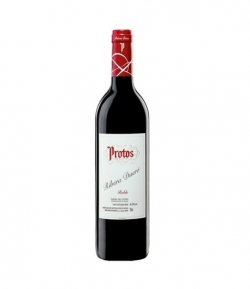 TINTO R.DUERO PROTOS ROBLE 75 CL.