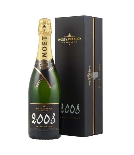CHAMPAGNE MOET CHANDON GRAND VINTAGE S/E 75 CL.